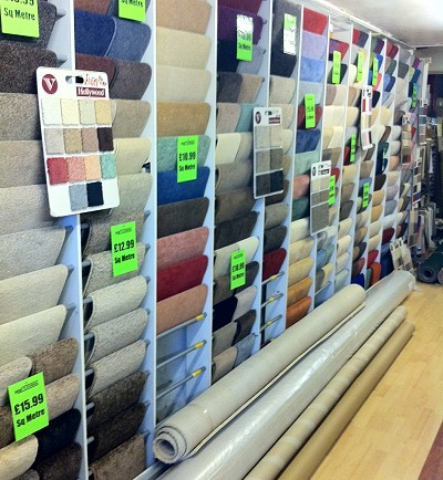 MW Flooring Carpets