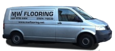 MW Flooring Vehicle
